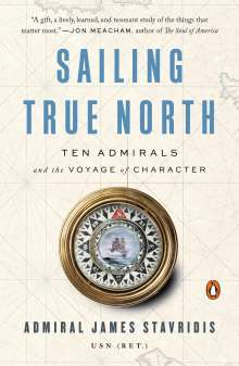 James Stavridis: Sailing True North, Buch