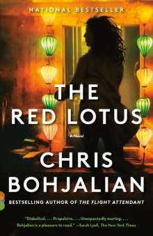 Chris Bohjalian: The Red Lotus, Buch