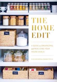 Clea Shearer: The Home Edit, Buch