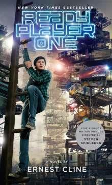 Ernest Cline: Ready Player One. Movie Tie-In, Buch
