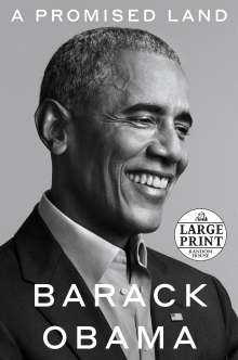 Barack Obama: A Promised Land. Large Print, Buch