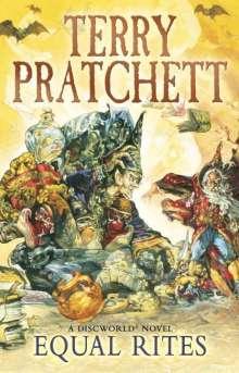 Terry Pratchett: Equal Rites, Buch