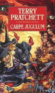 Terry Pratchett: Carpe Jugulum, Buch