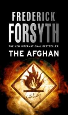 Frederick Forsyth: The Afghan, Buch