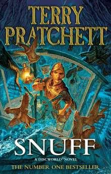 Terry Pratchett: Snuff, Buch