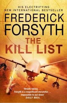 Frederick Forsyth: The Kill List, Buch