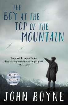 John Boyne: The Boy at the Top of the Mountain, Buch