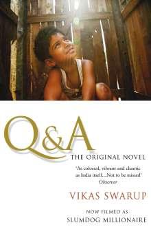 Vikas Swarup: Q and A, Buch