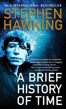 Stephen Hawking: A Brief History of Time, Buch