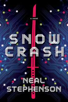Neal Stephenson: Snow Crash, Buch