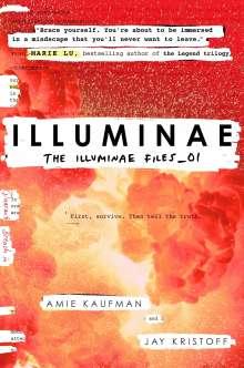 Amie Kaufman: The Illuminae Files 1. Illuminae, Buch