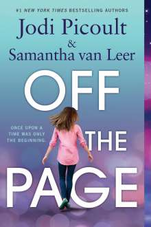 Jodi Picoult: Off the Page, Buch