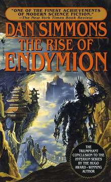 Dan Simmons: The Rise of Endymion, Buch