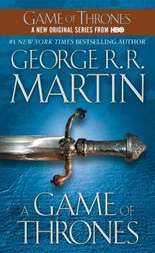 George R. R. Martin: A Song of Ice and Fire 01. A Game of Thrones, Buch
