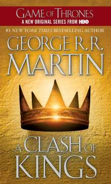 George R. R. Martin: A Song of Ice and Fire 02. A Clash of Kings, Buch