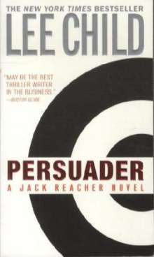 Lee Child: Persuader, Buch