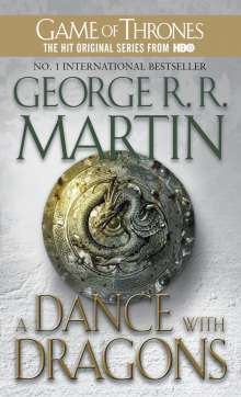 George R. R. Martin: A Song of Ice and Fire 05. A Dance With Dragons, Buch