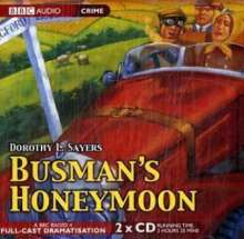 Dorothy L. Sayers: Filmmusik: Busman's Honeymoon, 2 CDs