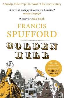 Francis Spufford: Golden Hill, Buch