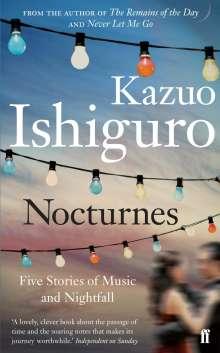 Kazuo Ishiguro: Nocturnes, Buch