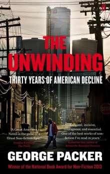 George Packer: The Unwinding, Buch