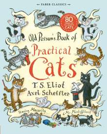 Thomas Stearns Eliot: Old Possum's Book of Practical Cats, Buch