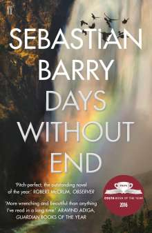 Sebastian Barry: Days Without End, Buch