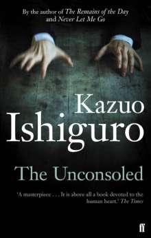 Kazuo Ishiguro: The Unconsoled, Buch