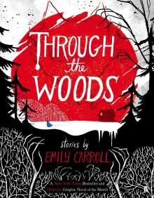 Emily Carroll: Through the Woods, Buch