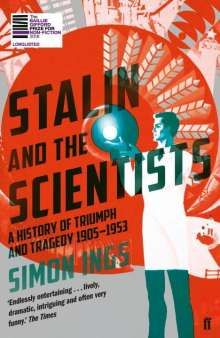 Simon Ings: Stalin and the Scientists, Buch