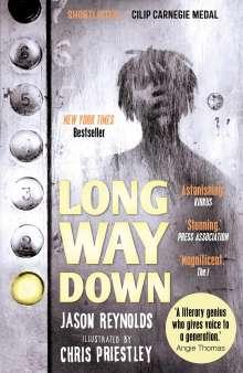 Jason Reynolds: A Long Way Down, Buch