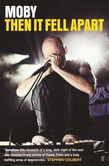 Moby: And Then It Fell Apart, Buch