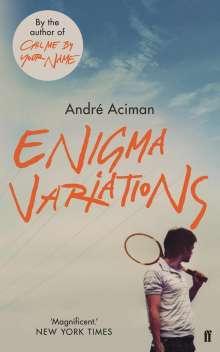 André Aciman: Enigma Variations, Buch