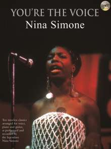 Nina Simone: You're the Voice: Nina Simone (PVG/CD), Noten