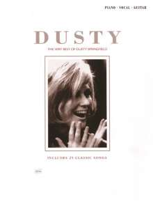 Dusty Springfield: Dusty Springfield, Very best of (PVG), Noten