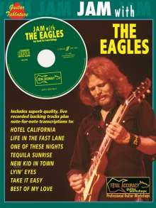 Eagles: Jam With The Eagles, Noten