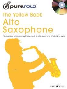 The Yellow Book Alto Saxophone, Noten