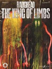 Radiohead: The King Of Limbs, Noten