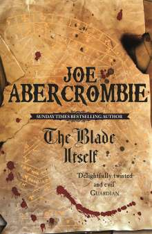 Joe Abercrombie: The Blade Itself, Buch