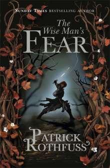 Patrick Rothfuss: Wise Man's Fear, Buch