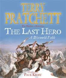 Terry Pratchett: The Last Hero, Buch