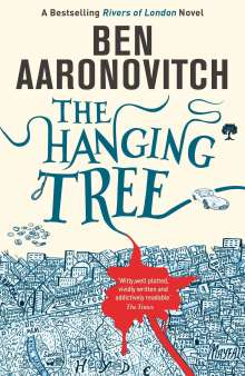 Ben Aaronovitch: The Hanging Tree, Buch
