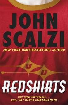 John Scalzi: Redshirts, Buch