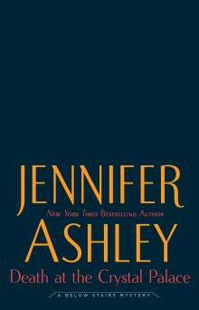 Jennifer Ashley: Death at the Crystal Palace, Buch