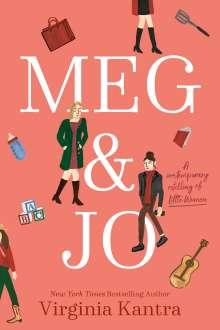 Virginia Kantra: Meg and Jo, Buch