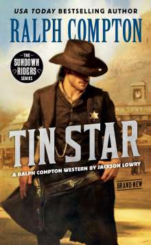 Jackson Lowry: Ralph Compton Tin Star, Buch