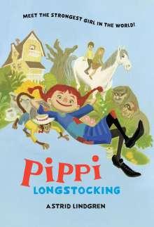 Astrid Lindgren: Pippi Longstocking, Buch