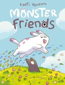 Kaeti Vandorn: Monster Friends: (A Graphic Novel), Buch