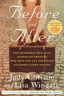 Judy Christie: Before and After, Buch