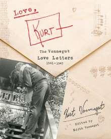 Kurt Vonnegut: Love, Kurt: The Vonnegut Love Letters, 1941-1945, Buch